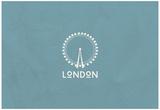 London Minimalism Posters