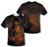 Trick R Treat - Trick Poster (Front/Back Print) Shirt