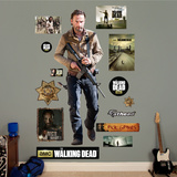 The Walking Dead - Rick Grimes Wall Decal