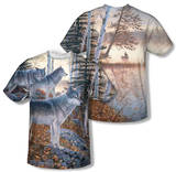 Wild Wings - Silent Travelers (Front/Back Print) T-Shirt