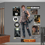 The Walking Dead - Daryl Dixon Wall Decal