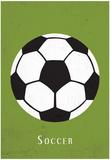 Piłka nożna Poster