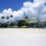 Ocean Drive, South Miam Beach, Miami - Florida Photographic Print by Hisham Ibrahim