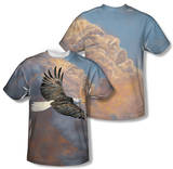 Wild Wings - Majestic (Front/Back Print) T-Shirts