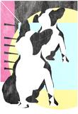 French Bulldog Pop Poster