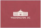 Washington, D.C. Minimalism Posters
