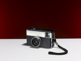 Retro Camera Photographic Print by Adrian Burke