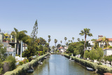 Venice Canals Photographic Print by David Freund