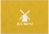 Amsterdam Minimalism Print