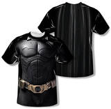 Youth: Batman Begins - Begins Costume (Front/Back Print) Shirts