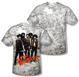 The Warriors - Pose (Front/Back Print) T-Shirt