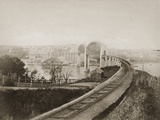 Royal Albert Bridge Photographic Print by Hulton Archive