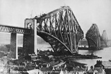 Forth Bridge Photographic Print by Hulton Archive