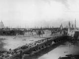 London Bridge Photographic Print by Hulton Archive