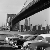 Brooklyn Bridge Photographic Print by Three Lions
