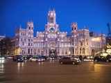 Palacio De Cibeles, Madrid, Spain Photographic Print by Andy Sotiriou