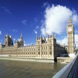 Big Ben and Houses of Parliament, London, UK Photographic Print by Hisham Ibrahim