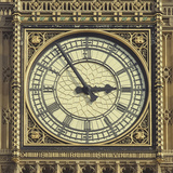 Big Ben Tower Clock Face close Up Photographic Print by Sherif A. Wagih (s.wagih@hotmail.com)