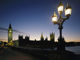 View across Westminster Bridge Photographic Print by Paul Simcock