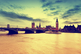 London City Photographic Print by Martin Dimitrov