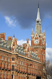 Uk, England, London, Saint Pancras Station Photographic Print by Henryk Sadura