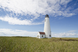 Usa, Massachusetts, Nantucket Island, View of Great Point Lighthouse Photographic Print by Tetra Images - Chris Hackett