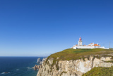 Portugal, View of Cabo Da Roca Lighthouse at Sintra Cascais Natural Park Photographic Print by  Westend61