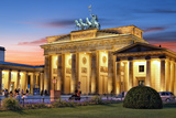 Brandenburg Gate Photographic Print by Visions Of Our Land