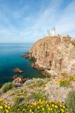 Cape of Gata Lighthouse in Andalucã­A, Spain Photographic Print by  Asier