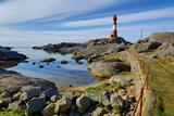 Eigeroy Lighthouse Photographic Print by Richard Larssen