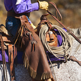 Cowgirl Reproduction photographique par Tetra Images