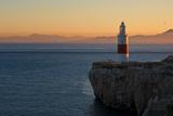 Trinity Lighthouse Gibraltar Photographie par Allard Schager