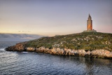 Tower of Hercules Photographic Print by Carlos Fernandez