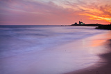 Watch Hill Lighthouse at Sunset Photographic Print by Enzo Figueres