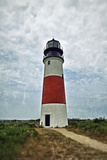 Sankaty Lighthouse. Photographic Print