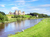 Rhuddlan Castle Photographic Print by George Chapman