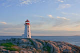 Peggy's Cove, Nova Scotia, Canada Photographic Print by Laszlo Podor Photography