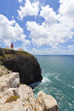 Cabo Sao Vicente Lighthouse, Sagres, Portugal Photographic Print by Werner Dieterich