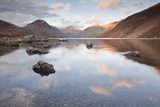 Wast Water and the Scafell Fell Range. Photographic Print by Julian Elliott Photography