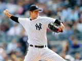 Sep 24, 2014, Baltimore Orioles vs New York Yankees - Shane Greene Photographic Print by Jim McIsaac
