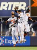 Sep 23, 2014, Baltimore Orioles vs New York Yankees - Alejandro De Aza Photographic Print by Jim McIsaac