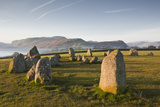 Castlerigg Stone Circle near to Keswick. Photographic Print by Julian Elliott Photography