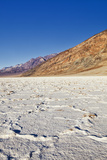 Badwater Basin Salt Flats, Death Valley Photographic Print by Bryan Mullennix