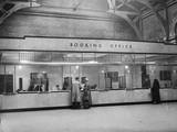 LNER Ticket Office Photographic Print by  Martin