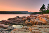 Otter Cove at Dusk Photographic Print by Kevin A Scherer