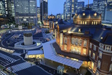 Tokyo Station Photographic Print by Electra K. Vasileiadou