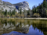 Mirror Lake Photographic Print by Barbara Friedman
