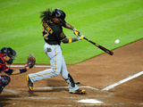 Sep 22, 2014, Pittsburgh Pirates vs Atlanta Braves - Andrew McCutchen Photographic Print by Scott Cunningham