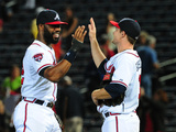 Sep 24, 2014, Pittsburgh Pirates vs Atlanta Braves - Jason Heyward Photographic Print by Scott Cunningham