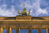Germany, Berlin, Quadriga, Brandenburg Gate Photographic Print by Creativ Studio Heinemann
